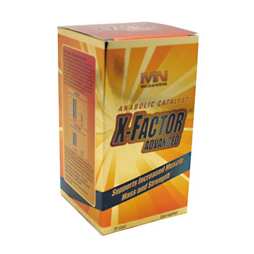 Molecular Nutrition X-Factor Advanced - 100 ea