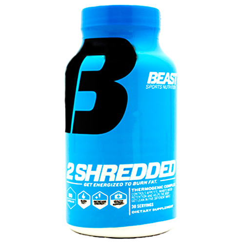 Beast Sports Nutrition 2 Shredded - 60 ea