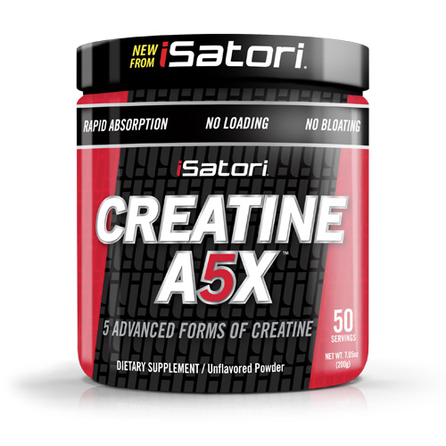 iSatori Creatine A5X - 7.05 oz