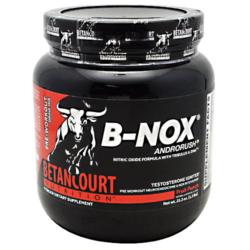 Betancourt Nutrition B-Nox - Fruit Punch - 35 ea