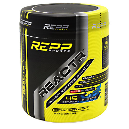 Repp Sports REACTR - Blue Magic - 45 ea