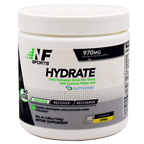 NF Sports Hydrate - Citrus - 30 ea