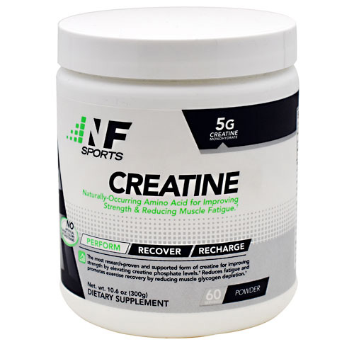 NF Sports Creatine - Unflavored - 60 ea