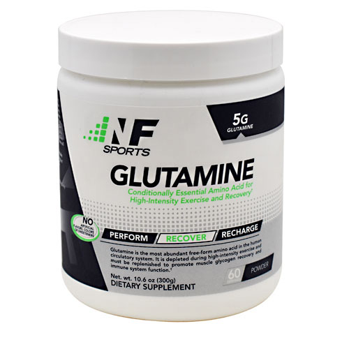 NF Sports Glutamine - 60 ea
