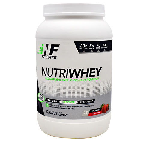 NF Sports NutriWhey - Strawberry - 23 ea