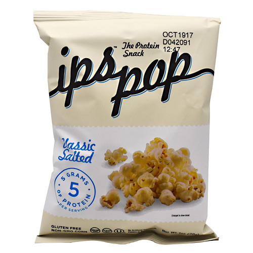 ips All Natural ips Pop - Classic Salted - 24 ea