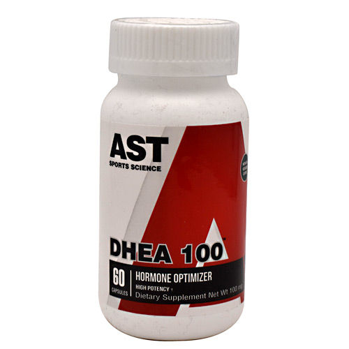 AST Sports Science DHEA 100 - 60 ea