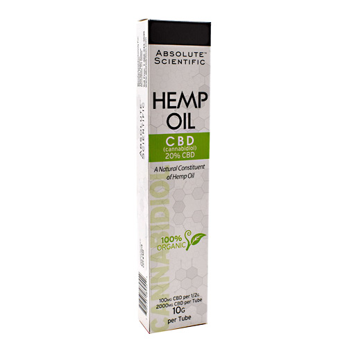 Absolute Nutrition Hemp Oil - 10 g