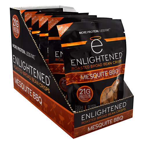 Beyond Better Foods Enlightened Enlightened Crisps - Mesquite BBQ - 6 ea