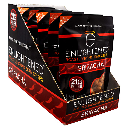 Beyond Better Foods Enlightened Enlightened Crisps - Sriracha - 6 ea