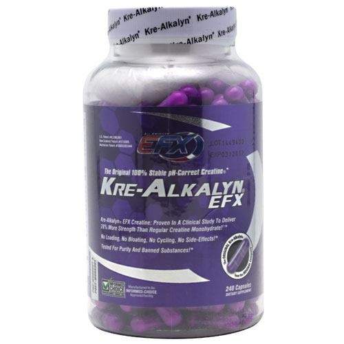 All American EFX Kre-Alkalyn EFX - 240 ea