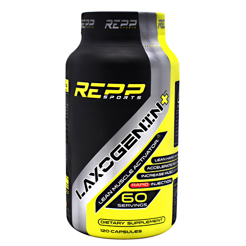 Repp Sports Laxogenin+ - 120 ea