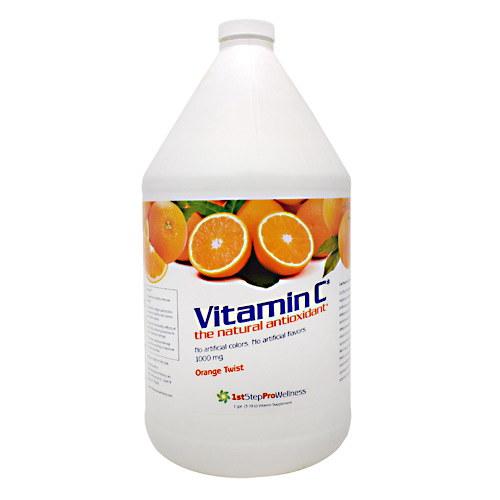 High Performance Fitness Vitamin C - Orange Twist - 1 gallon