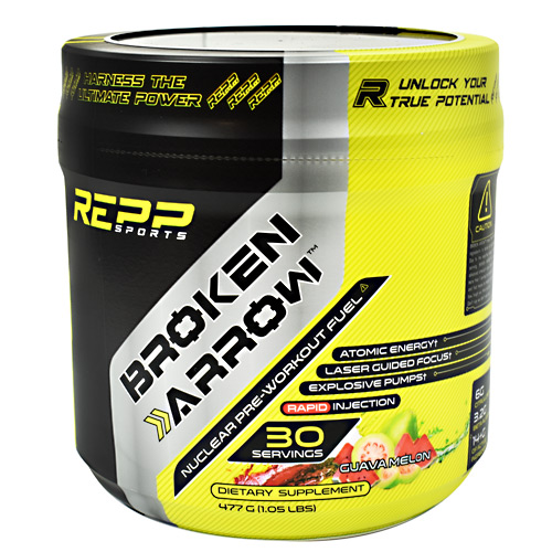 Repp Sports Broken Arrow - Guava Melon - 30 ea