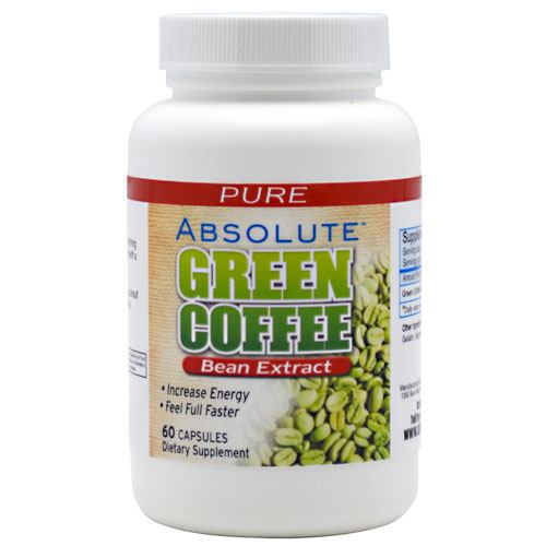 Absolute Nutrition Green Coffee Extract - 60 ea