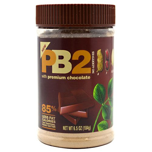 Bell Plantation PB2 Powder - Peanut Butter with Premium Chocolate - 6.5 oz
