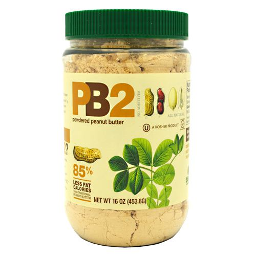 Bell Plantation PB2 Powder - Peanut Butter - 16 oz