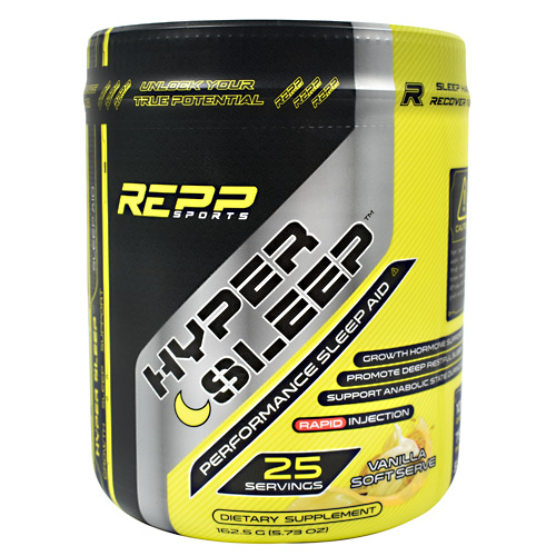 Repp Sports Hyper Sleep - Vanilla Soft Serve - 25 ea