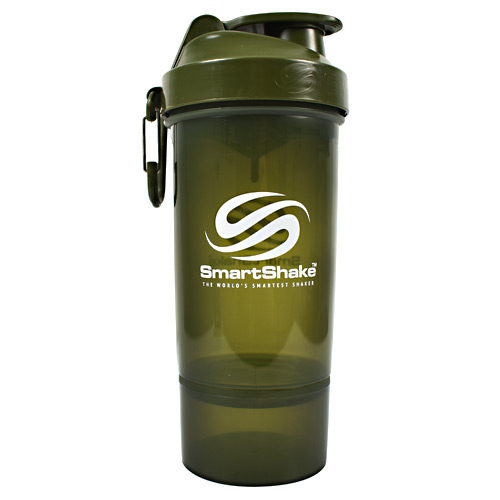 Smart Shake Original2go One Shaker Cup - Army Green - 27 oz