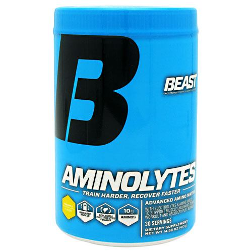 Beast Sports Nutrition Aminolytes - Pineapple - 30 ea