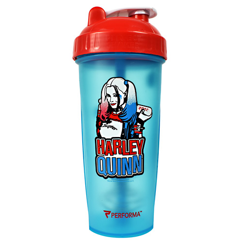 Perfectshaker Justice League Shaker Cup - Harley Quinn