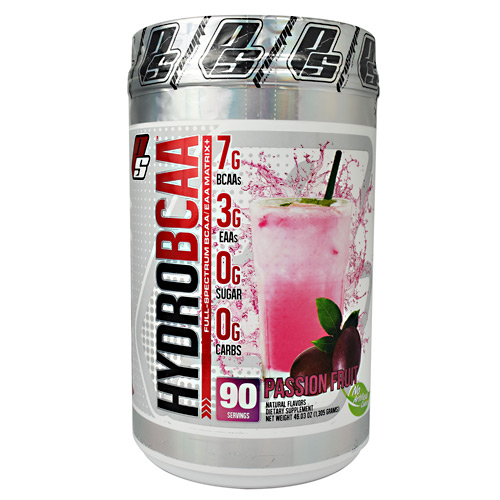 Pro Supps HydroBCAA - Passion Fruit - 90 ea