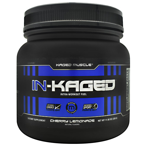 Kaged Muscle In-Kaged - Cherry Lemonade - 20 ea