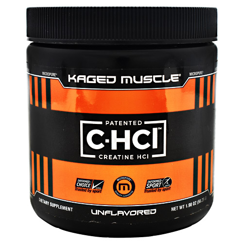 Kaged Muscle C-HCI - Unflavored - 75 ea