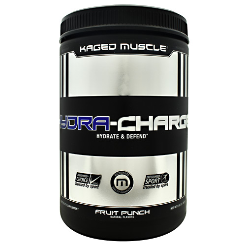 Kaged Muscle Hydra-Charge - Fruit Punch - 60 ea