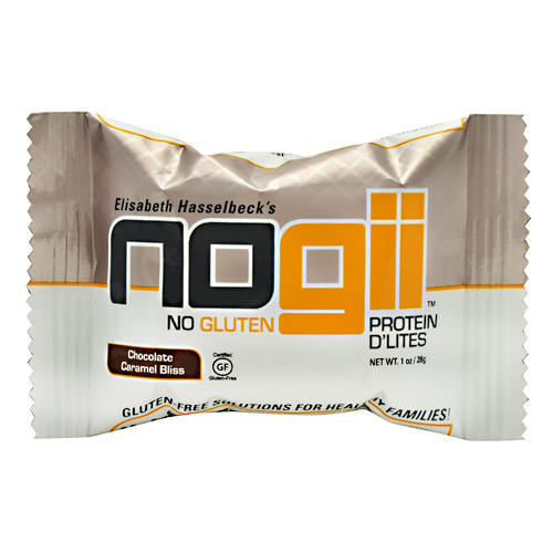 NoGii Protein DLites - Chocolate Caramel Bliss - 198 ea