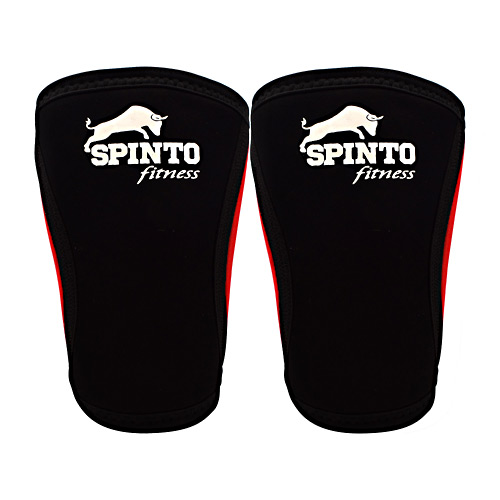Spinto Fitness Elbow Pads - L - 2 ea