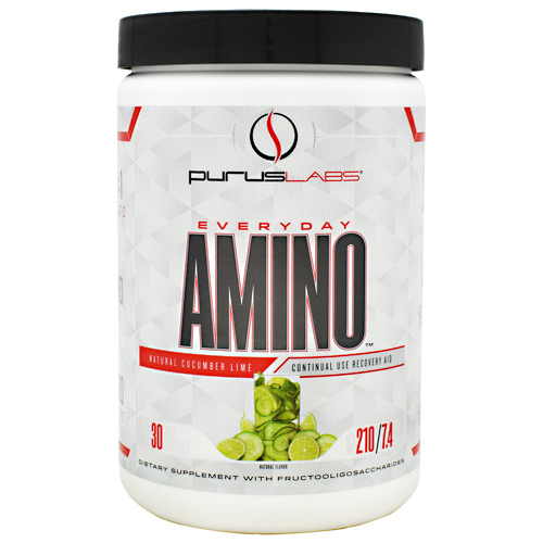 Purus Labs Everyday Amino - Cucumber Lime - 30 ea