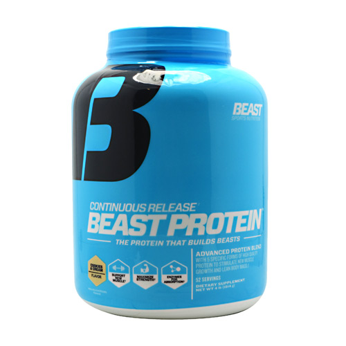 Beast Sports Nutrition Beast Protein - Cookies & Cream - 4 lb