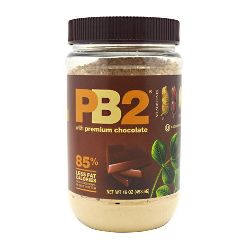 Bell Plantation PB2 Powder - Peanut Butter with Premium Chocolate - 16 oz