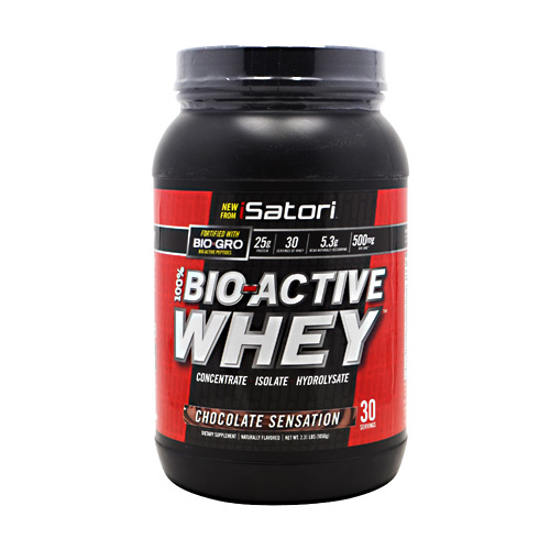 iSatori Bio-Active Whey - Chocolate Sensation - 2.31 lb