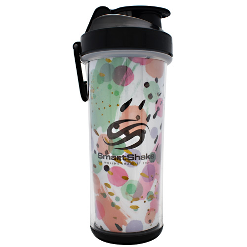 Smart Shake Double Wall Shaker Cup - Splash - 25 oz