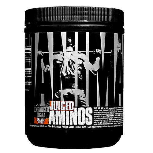 Universal Nutrition Animal Juiced Aminos - Orange Juice - 30 ea