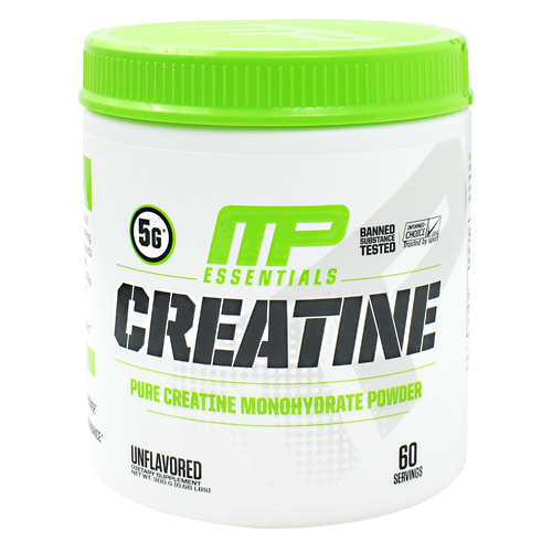 MusclePharm Essentials Creatine - Unflavored - 60 ea