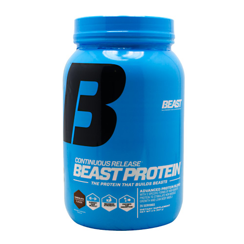 Beast Sports Nutrition Beast Protein - Chocolate - 2 lb