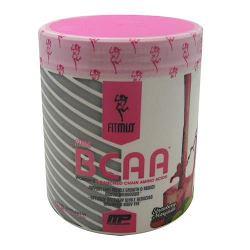 Fit Miss BCAA - Strawberry Margarita - 30 ea