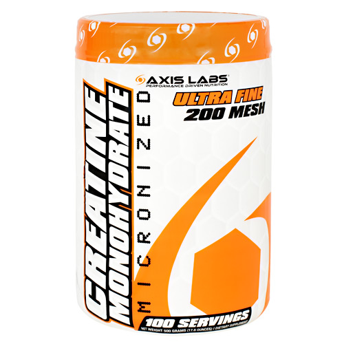 Axis Labs Essential Series Creatine Monohydrate - 100 ea