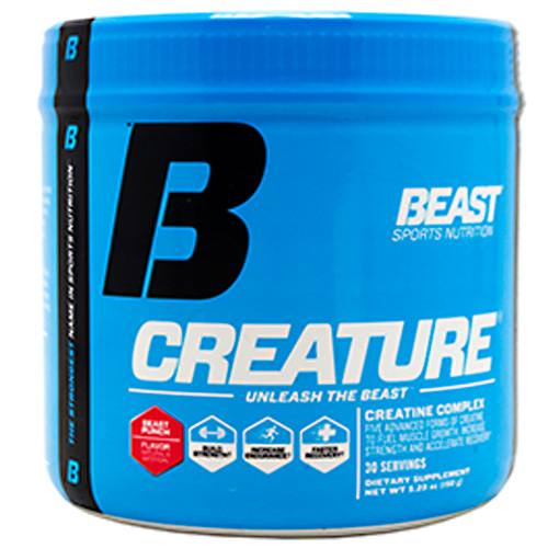 Beast Sports Nutrition Creature - Beast Punch - 150 g