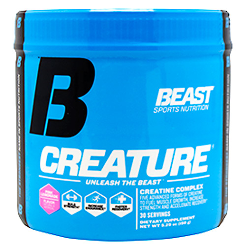 Beast Sports Nutrition Creature - Pink Lemonade - 150 g