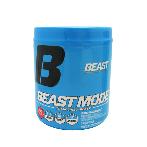 Beast Sports Nutrition Beast Mode - Beast Punch - 30 ea