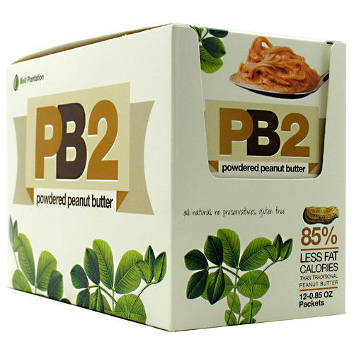 Bell Plantation PB2 Powder - Peanut Butter - 12 ea