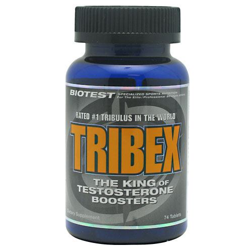 Biotest Laboratories Tribex - 74 ea