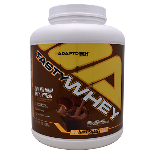 Adaptogen Science Performance Series Tasty Whey - Chocolate Peanut Butter - 5 lb