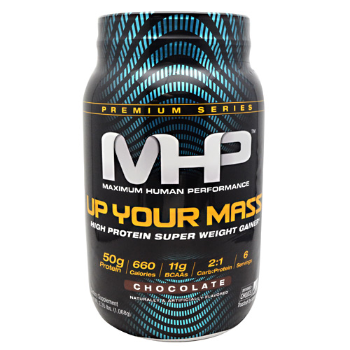 MHP Premium Series Up Your Mass - Chocolate - 2.35 lb