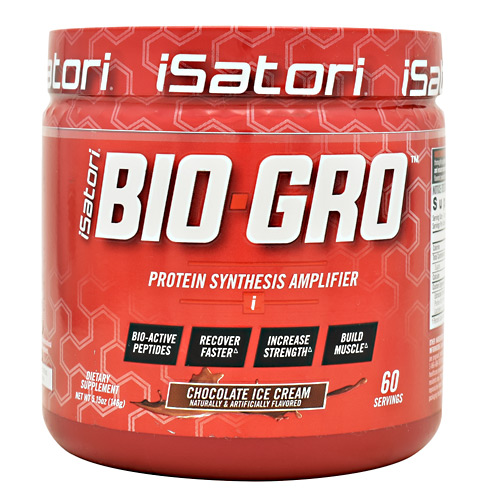 iSatori Technologies Bio-Gro - Chocolate Ice Cream - 60 ea