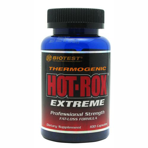 Biotest Laboratories Hot-Rox Extreme - 100 ea
